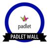 Padlet wall