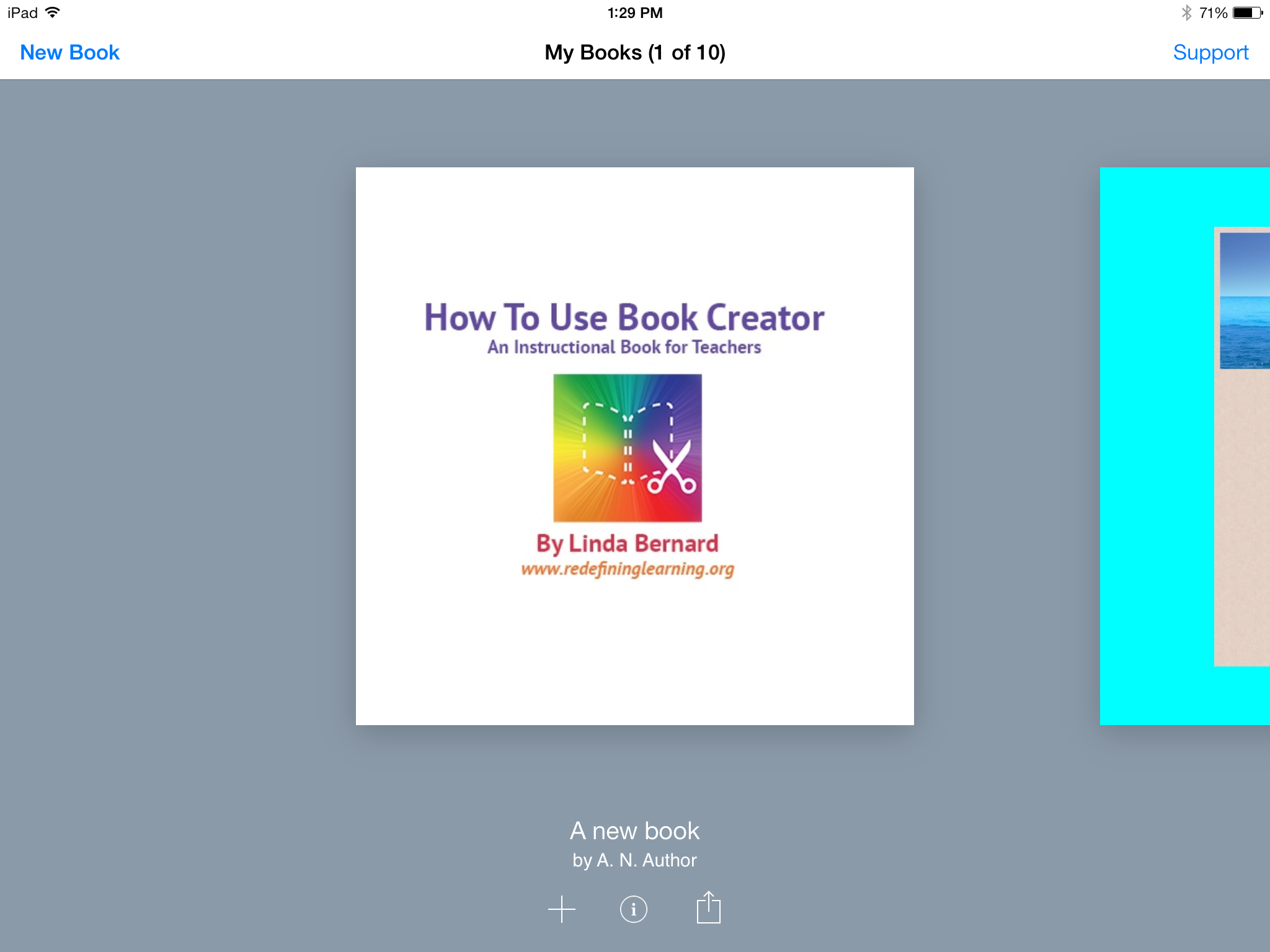 Book Creator - Redefining Learning