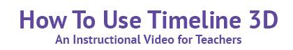 Timeline3D Title